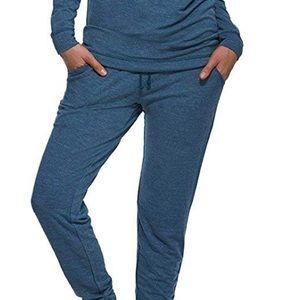 Felina Women's 2 Piece Lounge Pajama Set